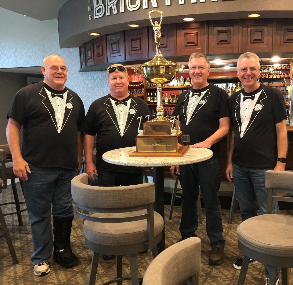 Upside Downers Triumph at District Competition 9/28/2019